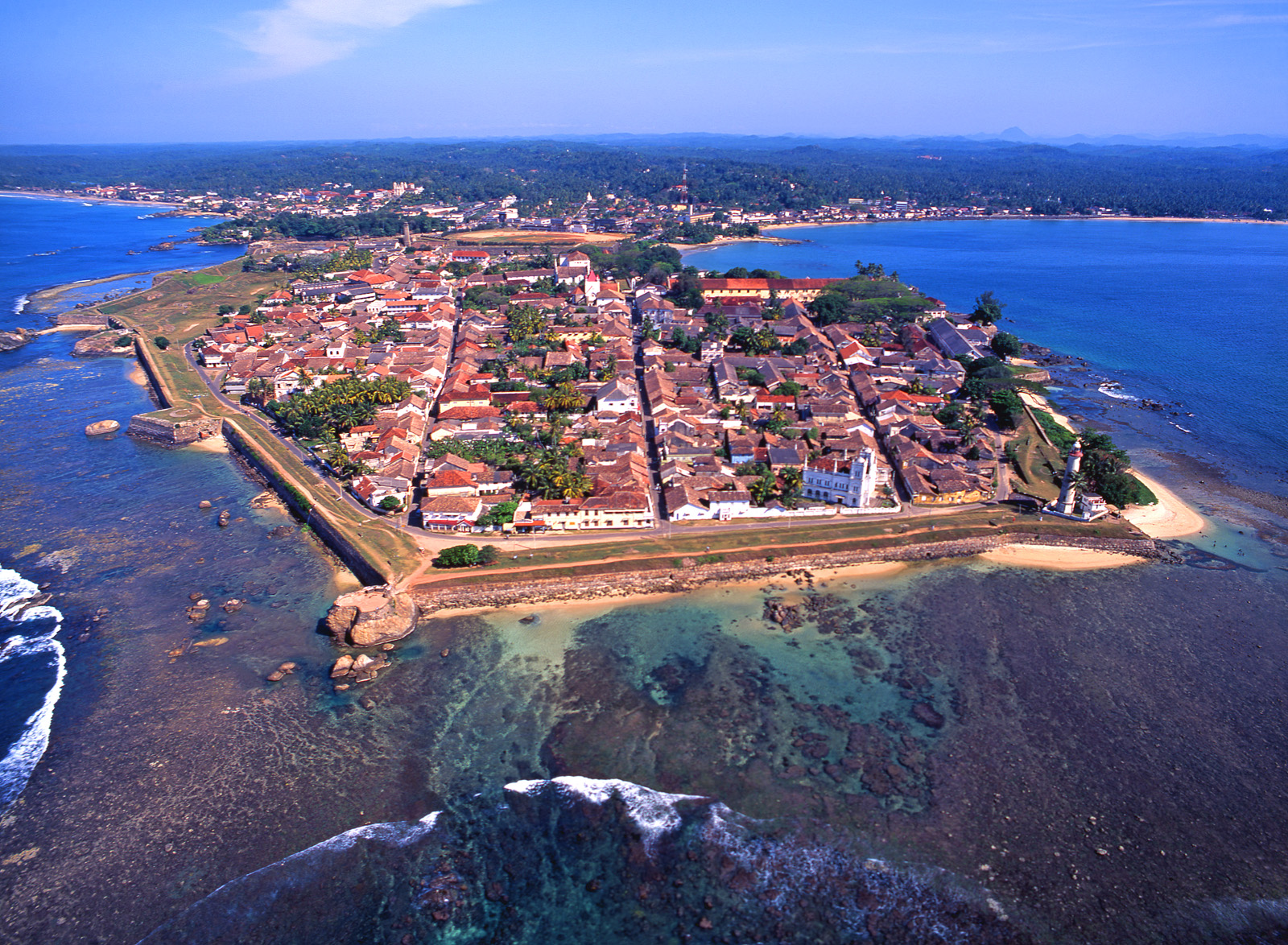 Galle, Sri Lanka: A Walk down the Colonial Old Days