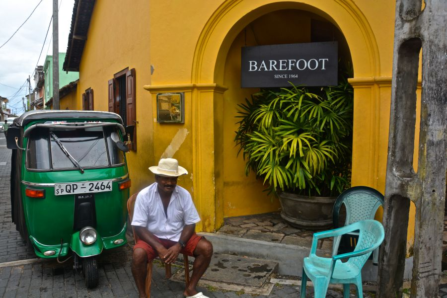 Image result for barefoot galle