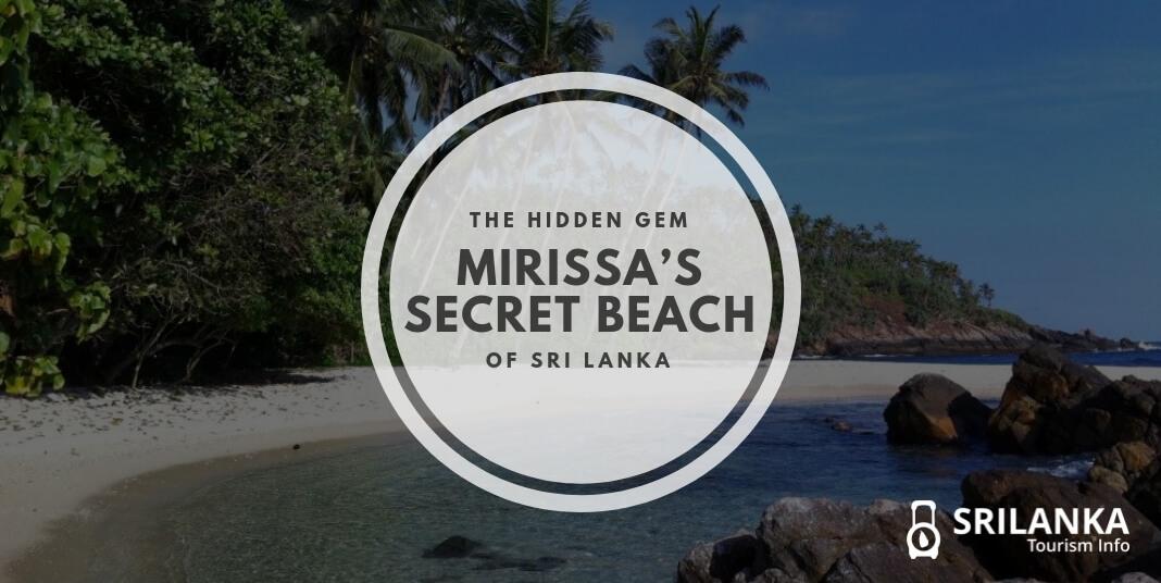 Mirissa's Secret Beach