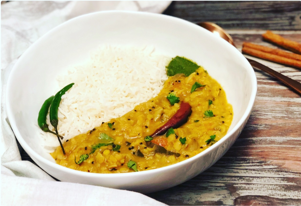 dhal curry sri lanka