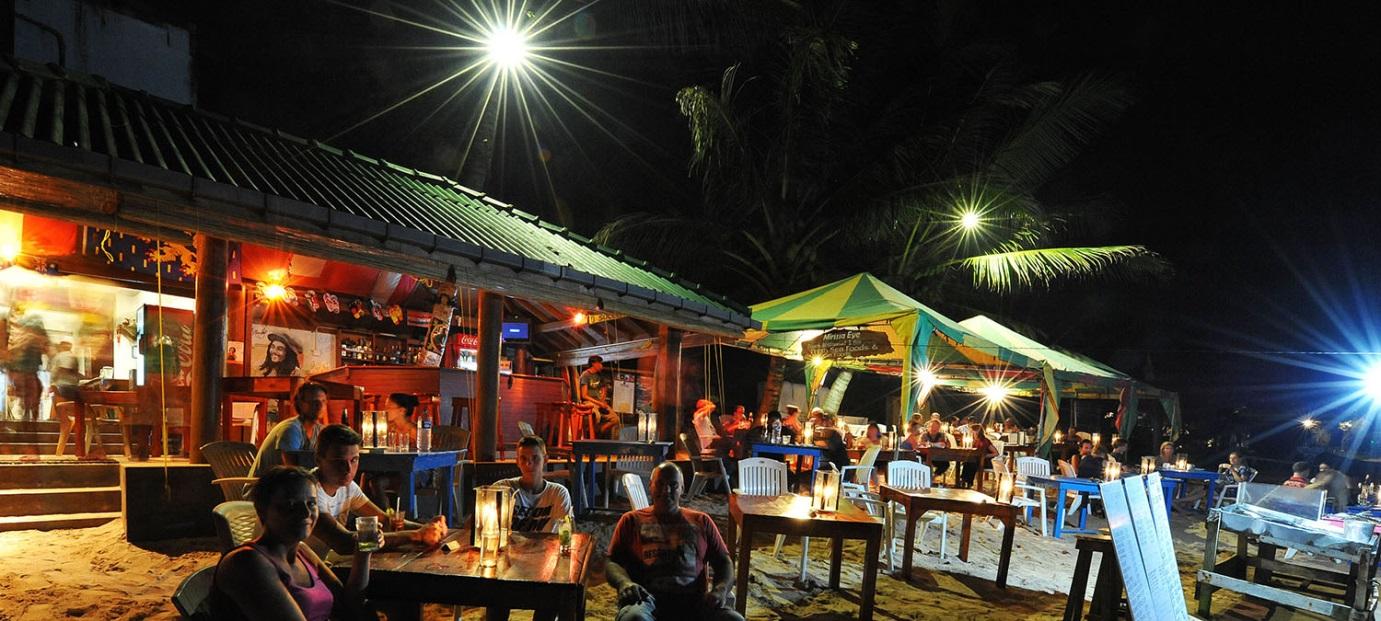 Image result for nightlife mirissa