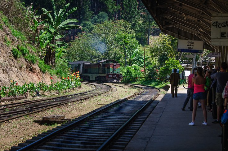 Image result for train to mirissa