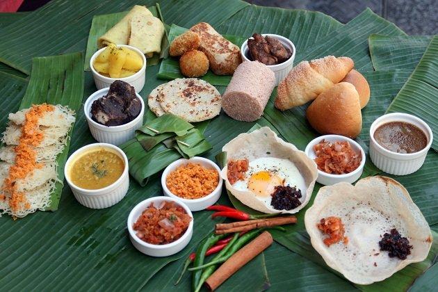 cuisine in sri lanka