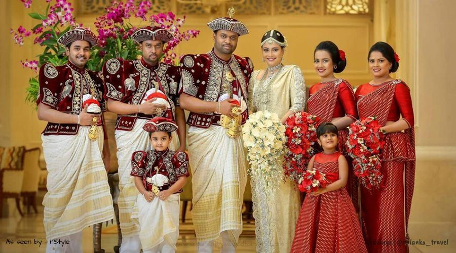 sri lankan marriages