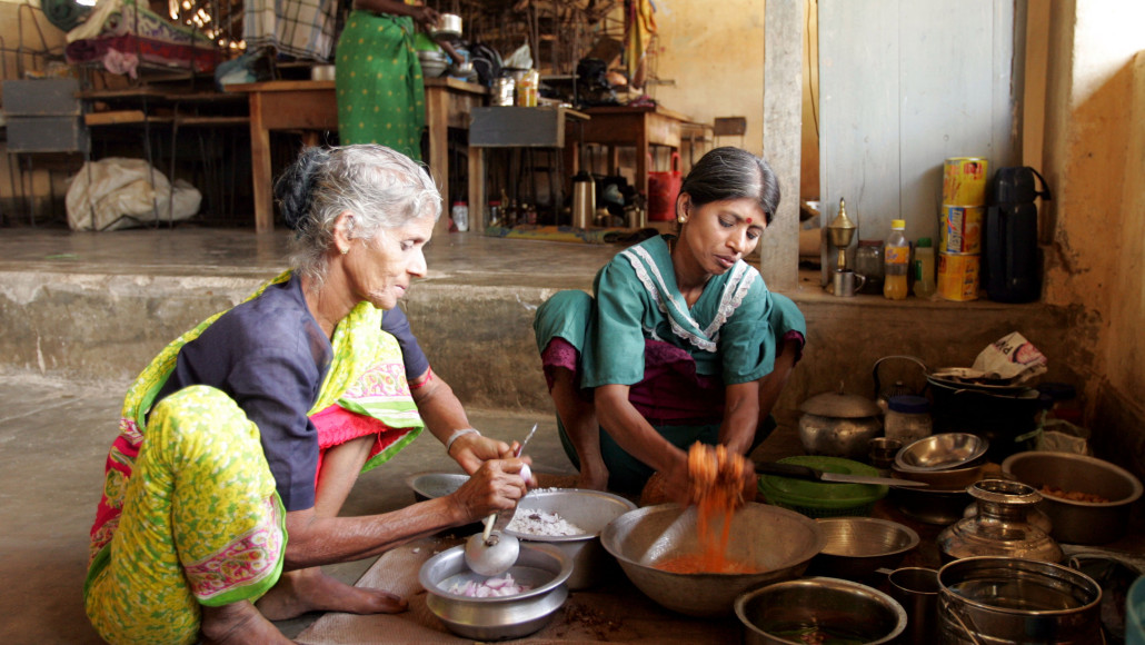 Image result for sri lankan women cooking