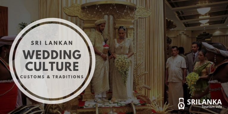 A Walk down the Sri Lankan Wedding Culture, Customs & Traditions