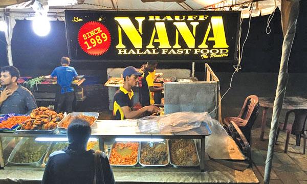 Streets and Eats of Sri Lanka