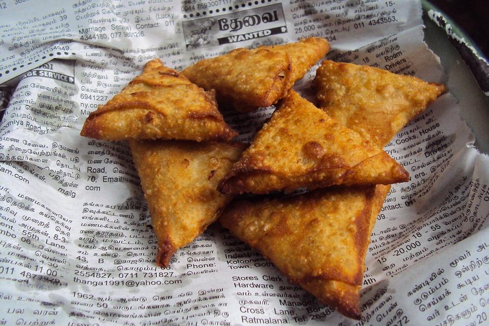 Street food in Sri Lanka