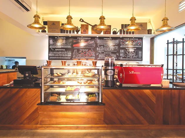 coffee shops in Colombo whight and co colombo