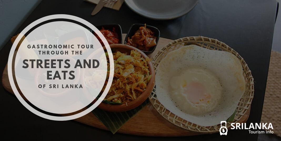 Streets and Eats of sri lanka