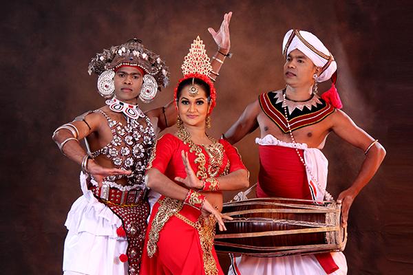 Kandyan Dance and Drum show