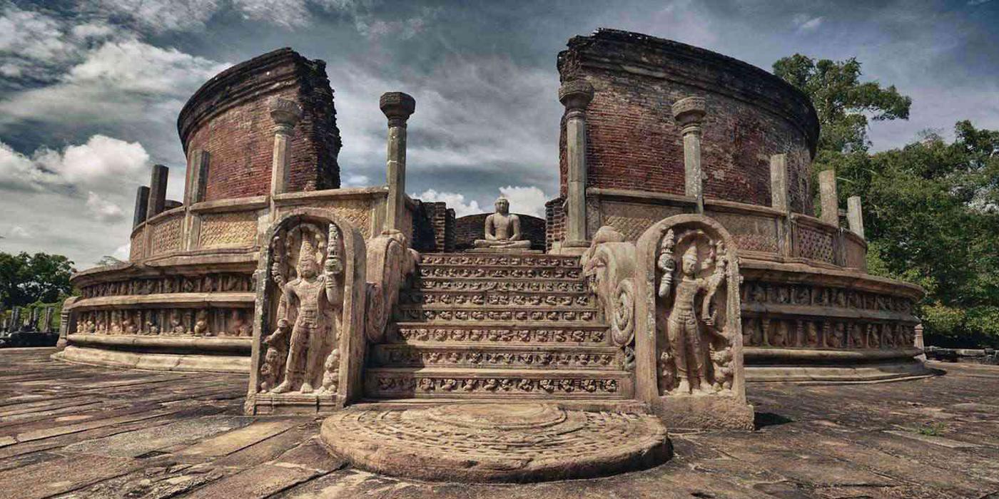 Royal Palace of polonnaruwa