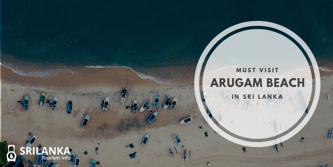 Arugam Beach in Sri Lanka