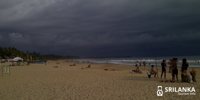 Hikkaduwa Beach in Sri Lanka is so famous , Why?