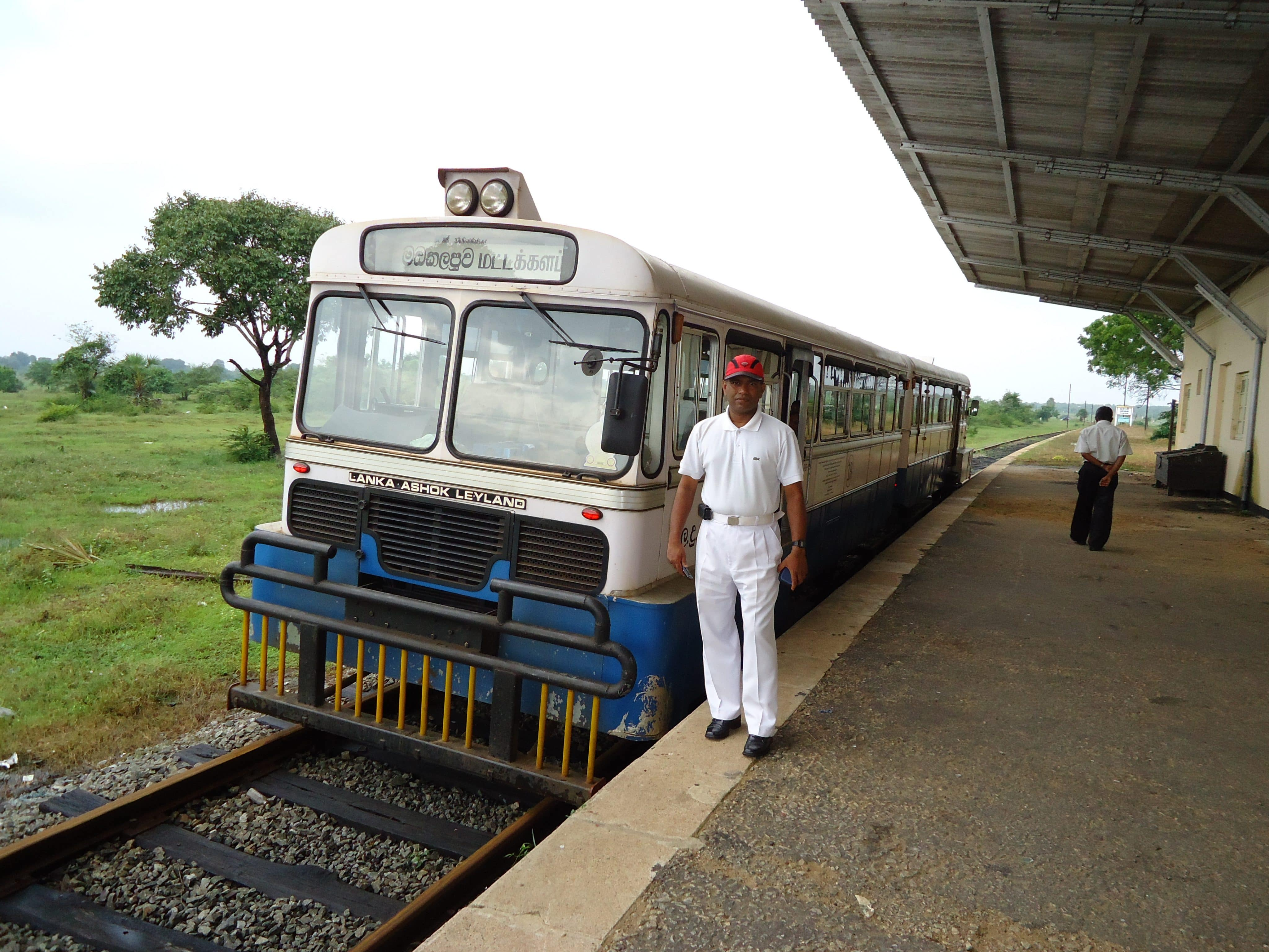 Rail Buses