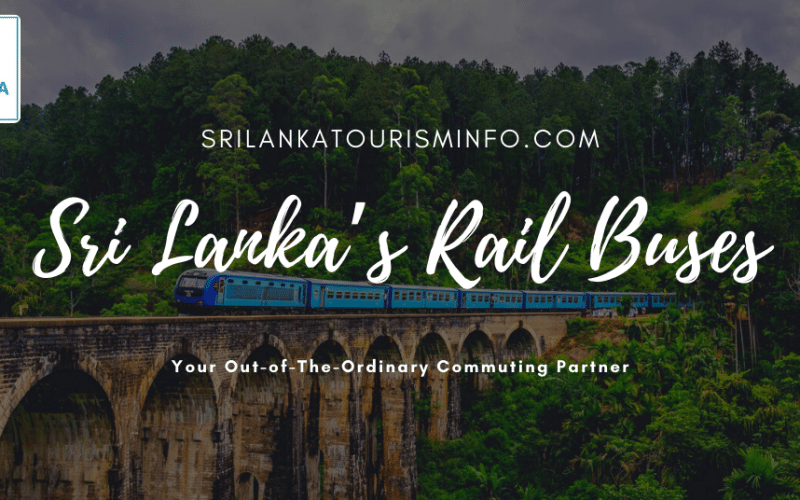 Sri Lanka's Rail Buses