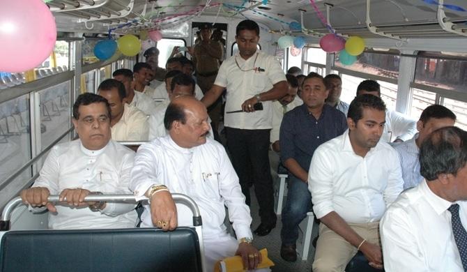 rail bus srilanka